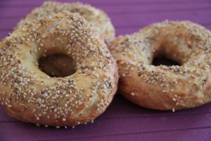 Bagels made in New York 3