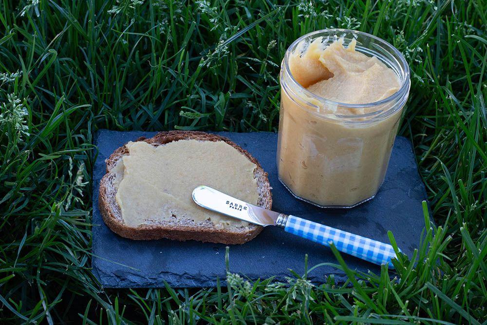 Beurre de pommes (au Thermomix ou sans)