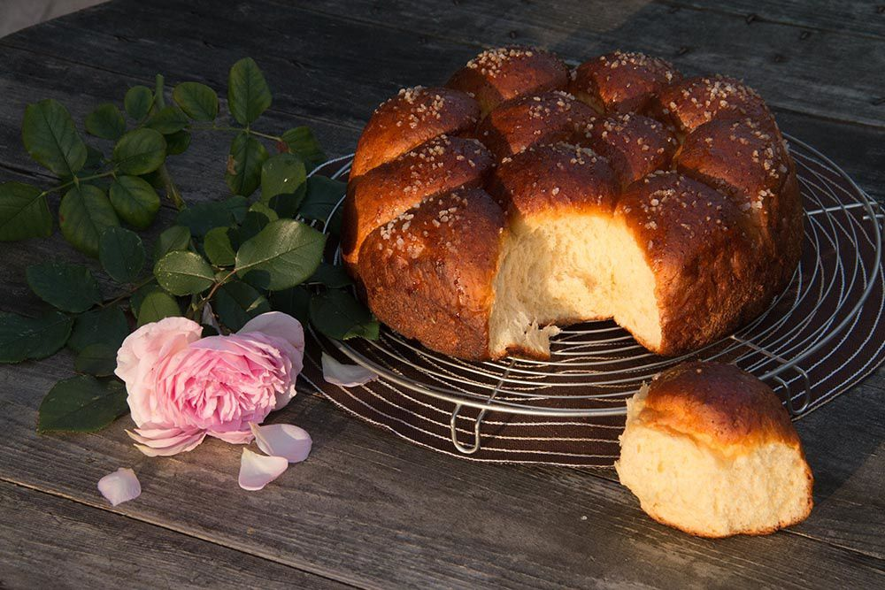 Brioche extra moelleuse & gonflée
