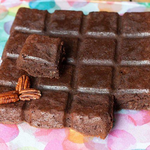 brownies-Chocolat-Noix-de-Pecan-recette-de-Cyril-Lignac