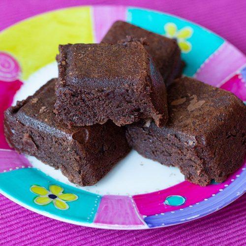 Brownies de Yotam Ottolenghi