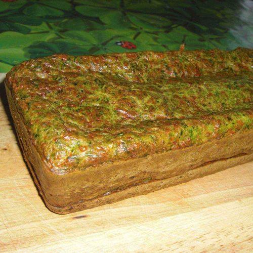 Cake aux oeufs de Sophie Dudemaine