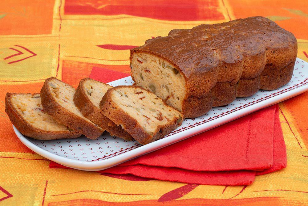Cake du soleil (recette Tupperware)