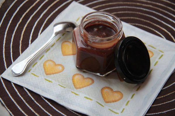 Caramel de Nutella