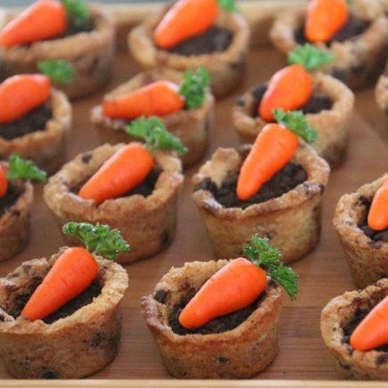 Carrot cookies po