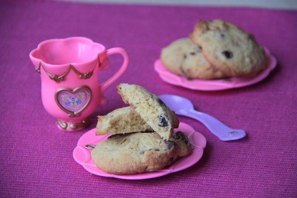 Chocolate chip cookies - Cookies de New York