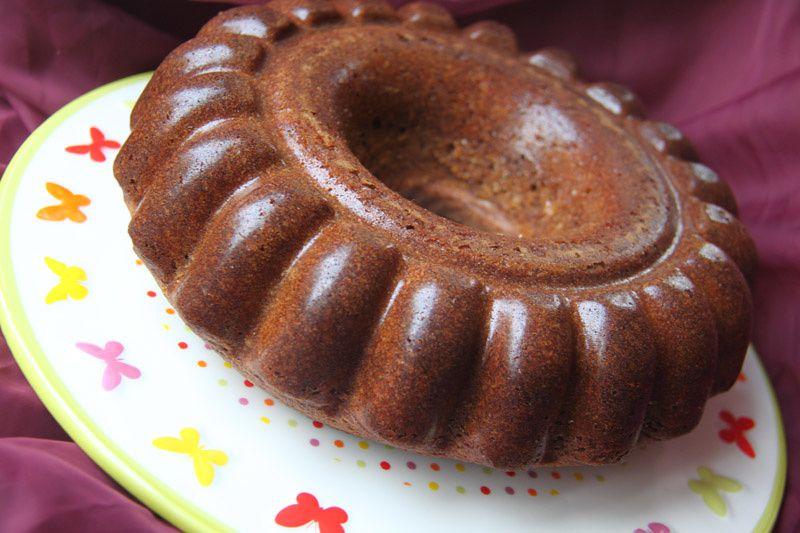 Coffee Zébra Cake