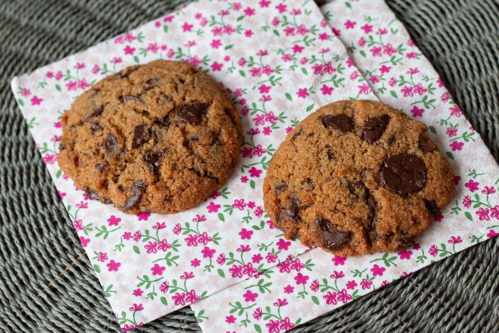 Cookies au pain rassis et chocolat (recette anti gaspi spéciale confinement)