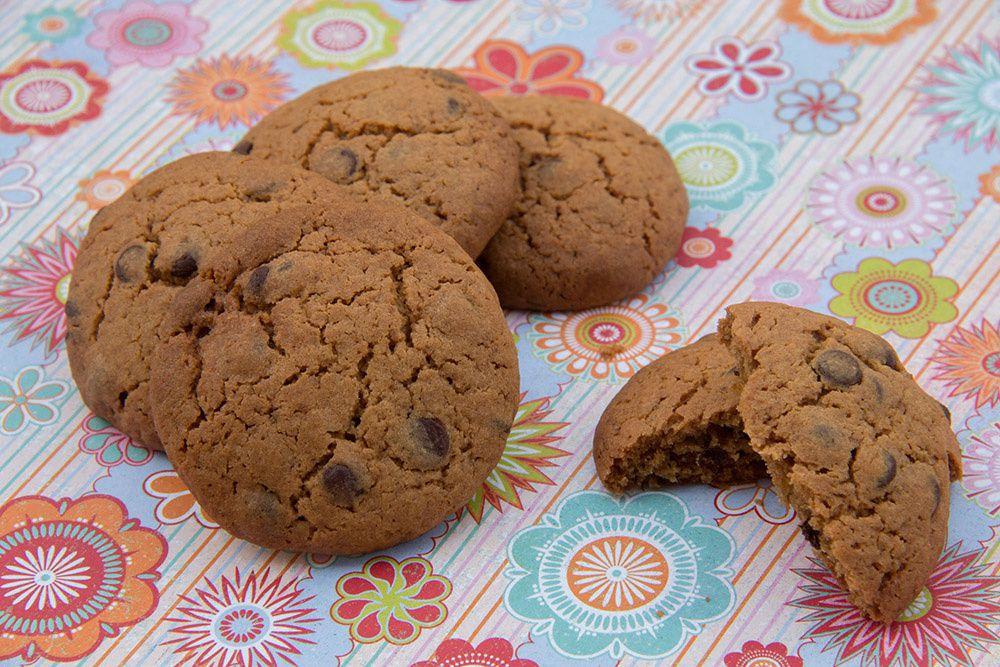 Cookies aux Spéculoos et aux pépites de chocolat