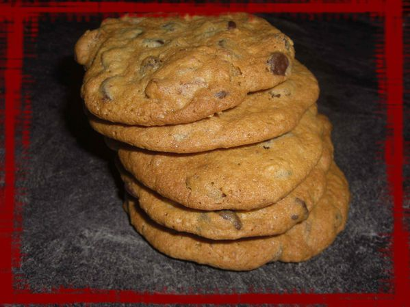 Cookies ultrariches