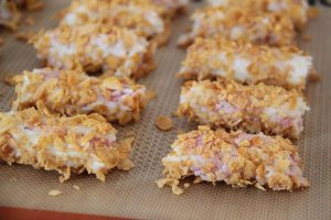 Croquettes de riz au jambon (Crousty Party Tupperware) 2