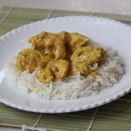 Curry-de-gambas-au-lait-de-coco