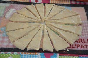 Des croissants trop faciles... et trop trop bons !!!