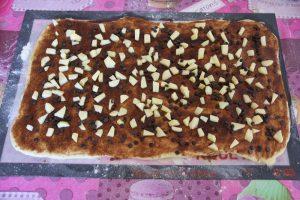 Escargots Pommes - chocolat - cannelle 1