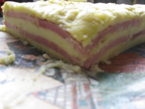 Gâteau savoyard