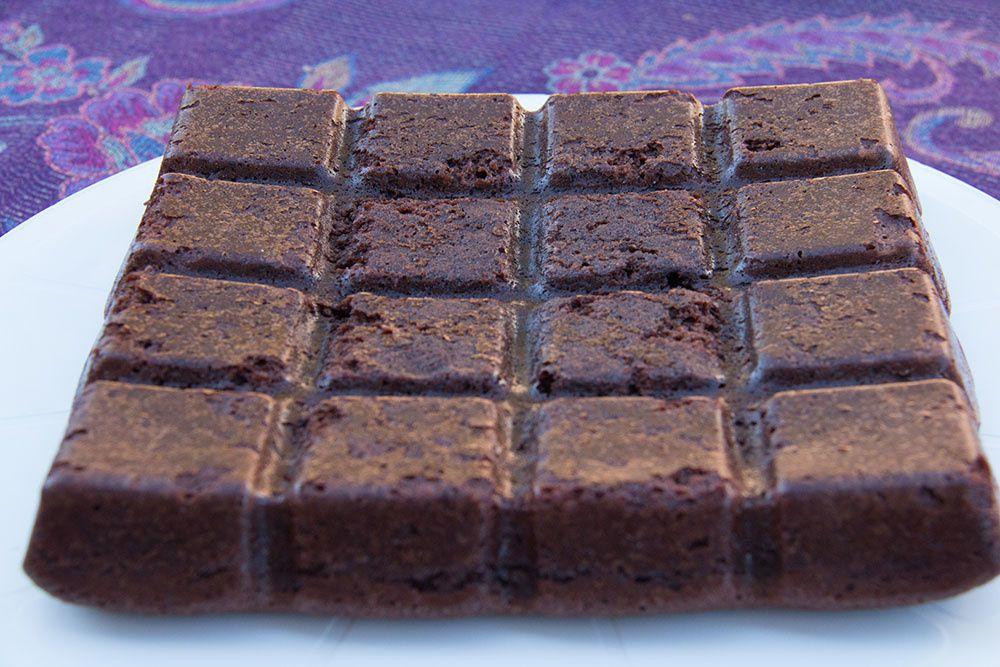 Gâteau Chocolat – Noisettes très léger