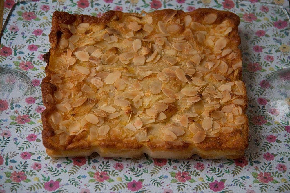 Gâteau d'Eve (recette Tupperware)
