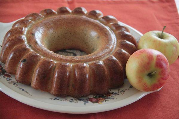 Gâteau mexicain aux pommes