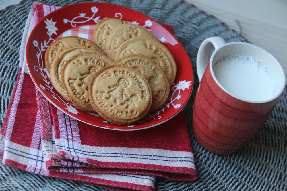 Gingerbread Christmas Cookies (au Thermomix ou sans)