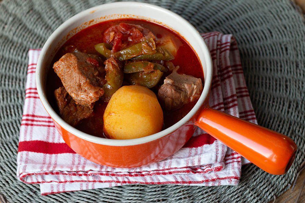 Goulasch à la hongroise (recette autour d'un ingrédient #62)