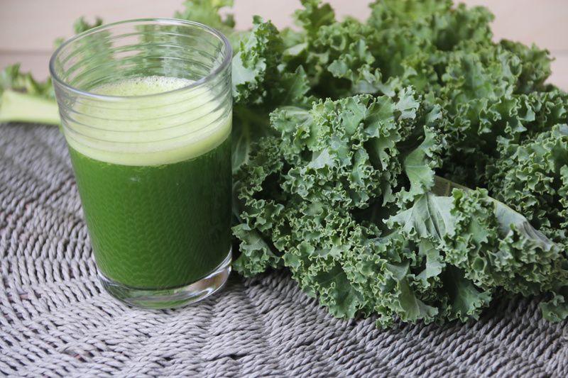 Jus Green Kale