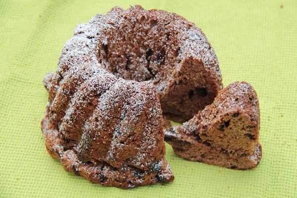 Kougelhopf au chocolat