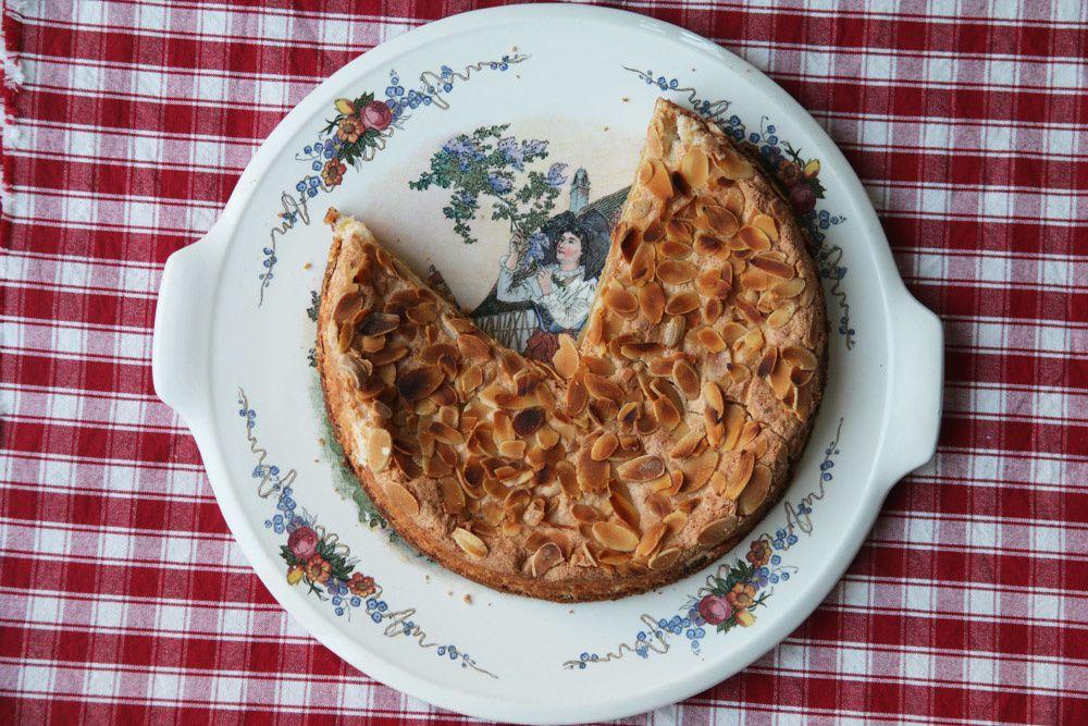 La tarte valbonnaise de Christophe Michalak