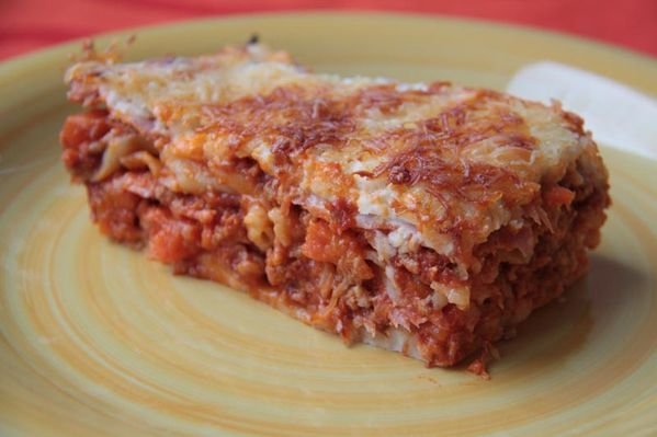 Lasagnes d'Elisabeth