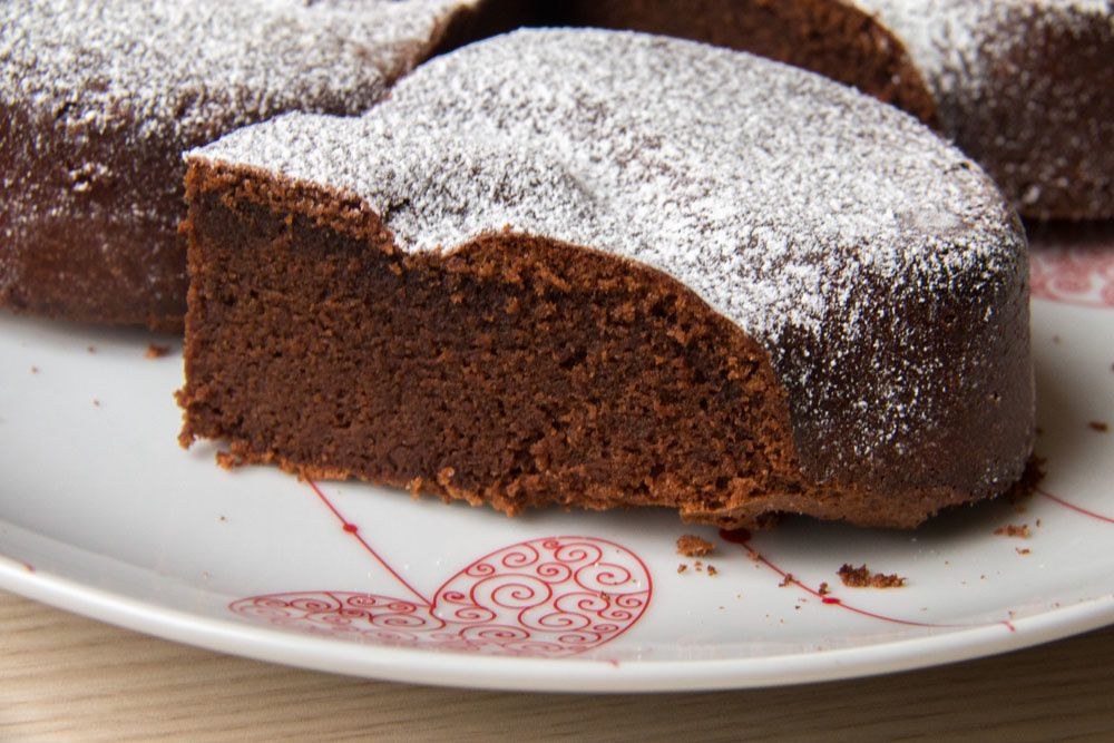 Le Gâteau au chocolat d'Alexandra
