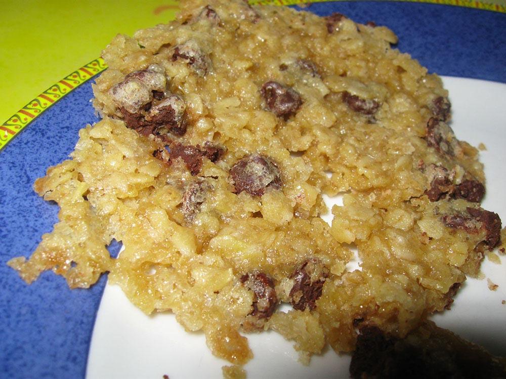 Les cookies aux flocons d'avoine de Phoebe