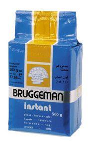 Ma levure Bruggemann