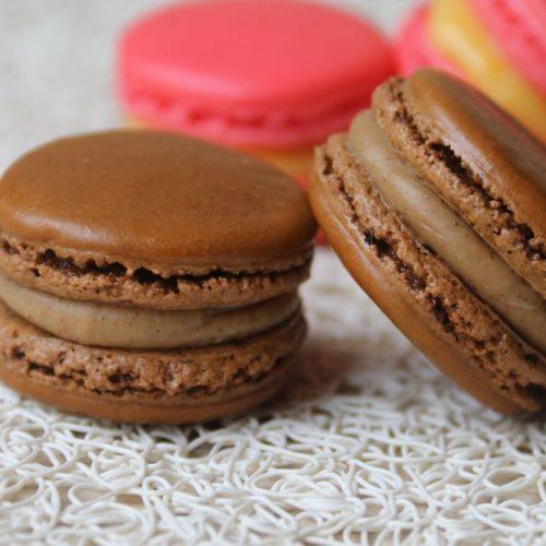 Macarons Café Cannelle