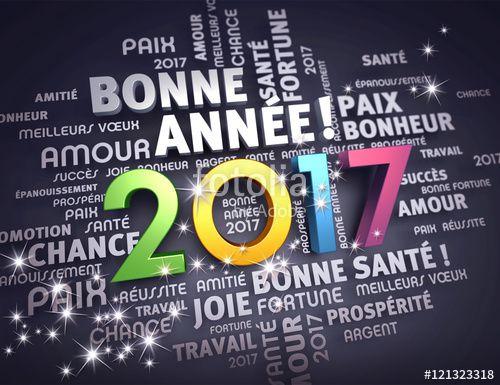 Meilleurs Voeux pour 2017