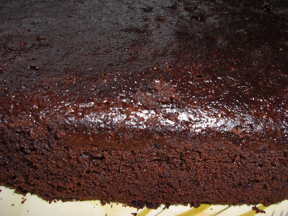 Moelleux au chocolat et à la fleur de sel de Pierre Hermé
