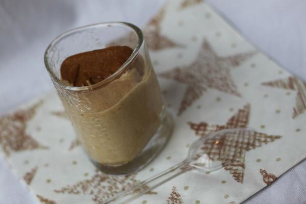 Mousse aux Speculoos (recette Tupperware)