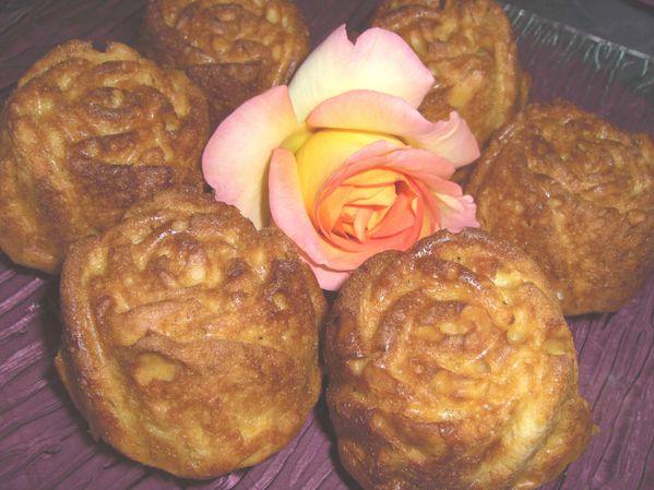 Muffins Citron Ricotta