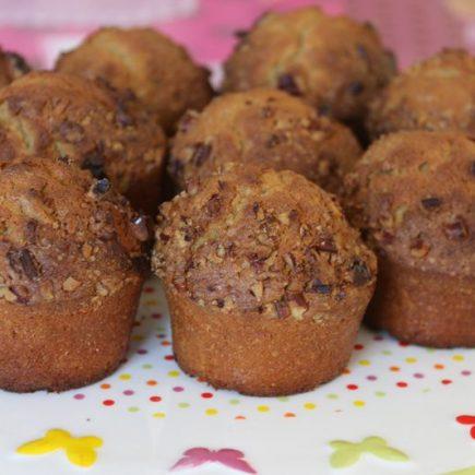 Muffins Ecureuils