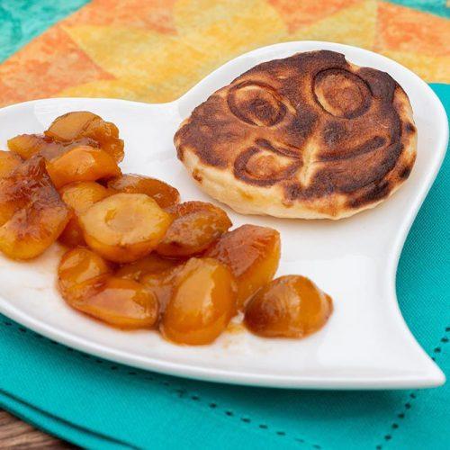 Pancakes-aux-mirabelles-et-au-sirop-derable