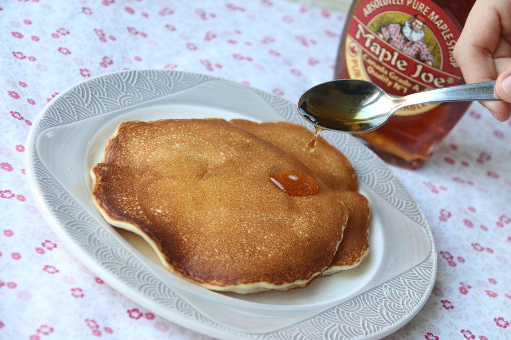 Pancakes (sans gluten)