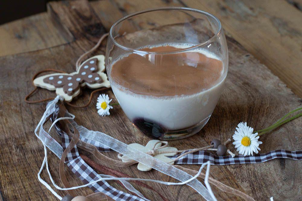 Panna Cotta à la confiture de lait