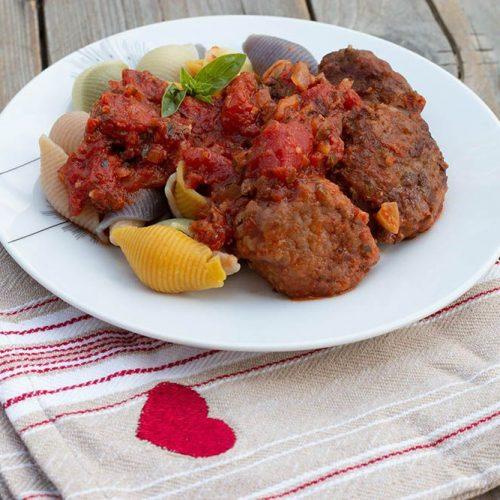 Polpette-ou-boulettes-de-viande-a-litalienne