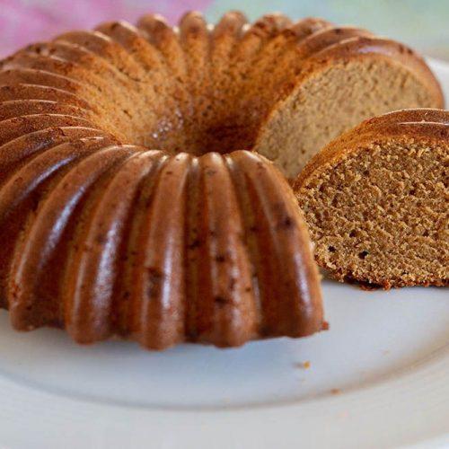 Quatre-quart au sucre Muscovado - Foodista Challenge #65