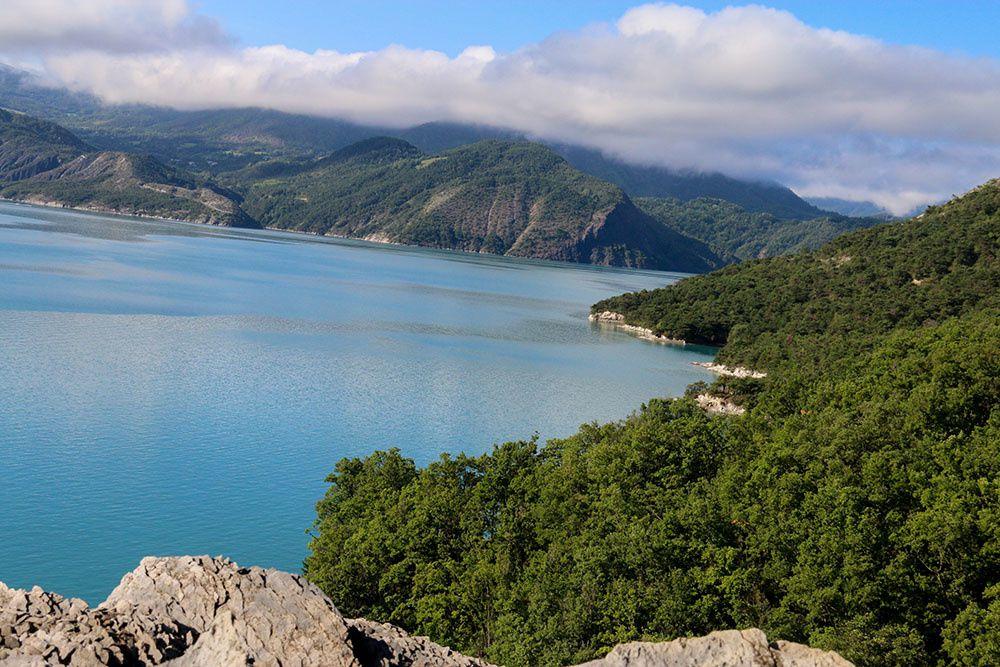Quelques photos de nos vacances à Chorges – au Lac de Serre Ponçon