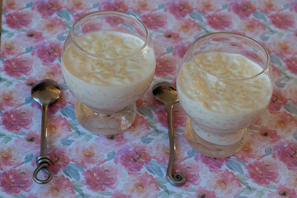 Riz au lait (au Cookeo)