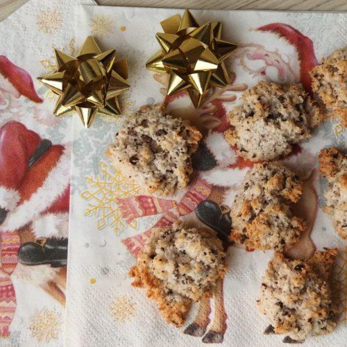 Rochers Coco - Choco (Bredeles de Noël)