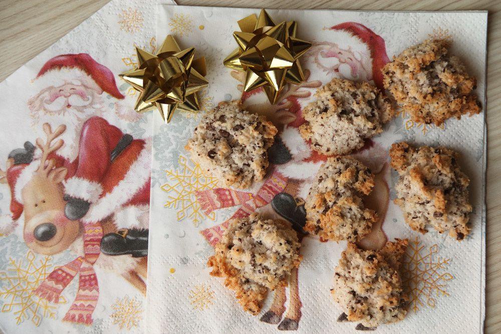 Rochers Coco – Choco (Bredeles de Noël)