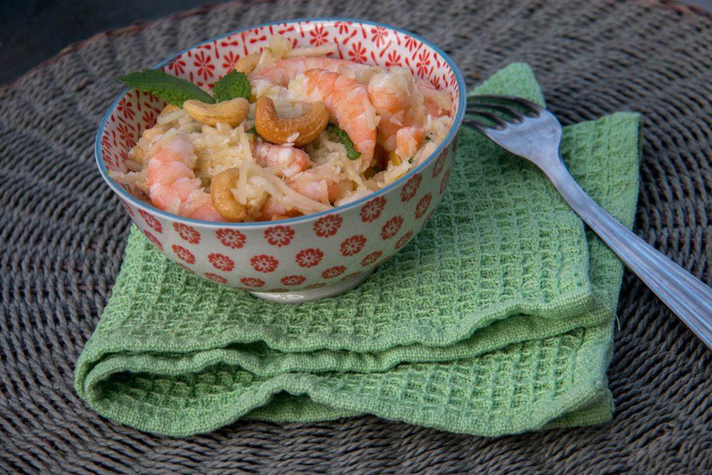 Salade du Malabar (recette d'Inde)