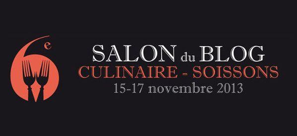 Salon du Blog Culinaire 6 / Soissons