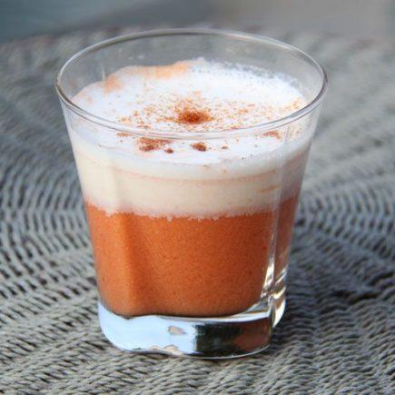 Smoothie Tomate - Mozzarella