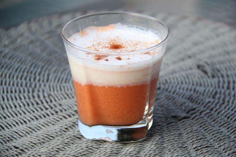 Smoothie Tomate – Mozzarella